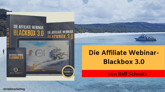 Die Reviews zur Affiliate Webinar Blackbox 3.0