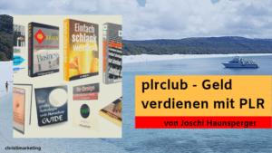 Die Reviews zum plrclub – Geld verdienen mit PLR
