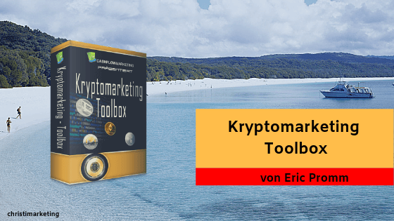 Die Reviews zur Kryptomarketing Toolbox