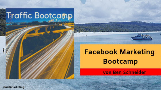 Online Kurs zu Facebook Marketing (hands on Camp)