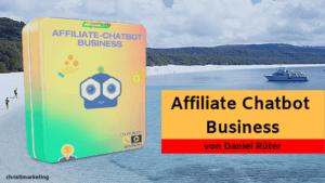 Die Reviews zum Affiliate Chatbot Business