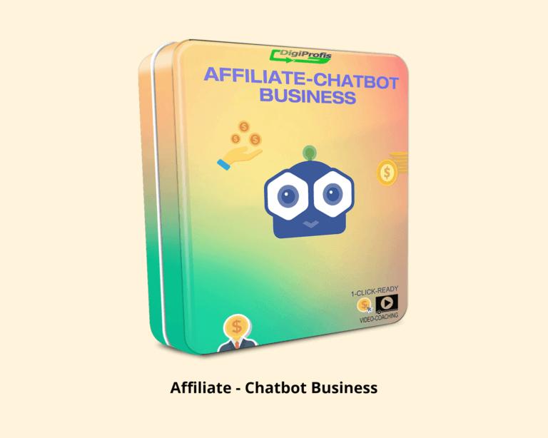 Testbericht Review zum Affiliate Chatbot Business