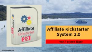 Die Reviews zum Affiliate Kickstarter System 2.0