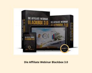 Die Affiliate Webinar Blackbox