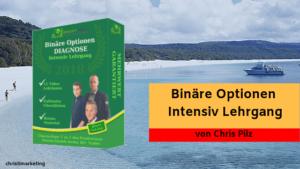 Die Reviews zum der Binäre Optionen Intensiv Lehrgang