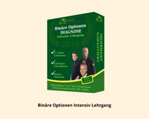 Review Der Binäre Optionen Intensiv Lehrgang