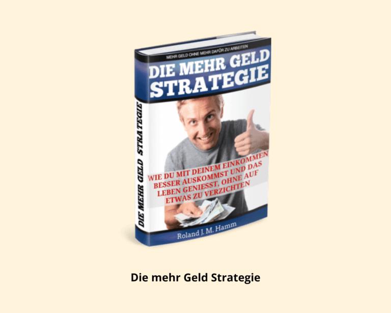 Online Marketing Die mehr Geld Strategie