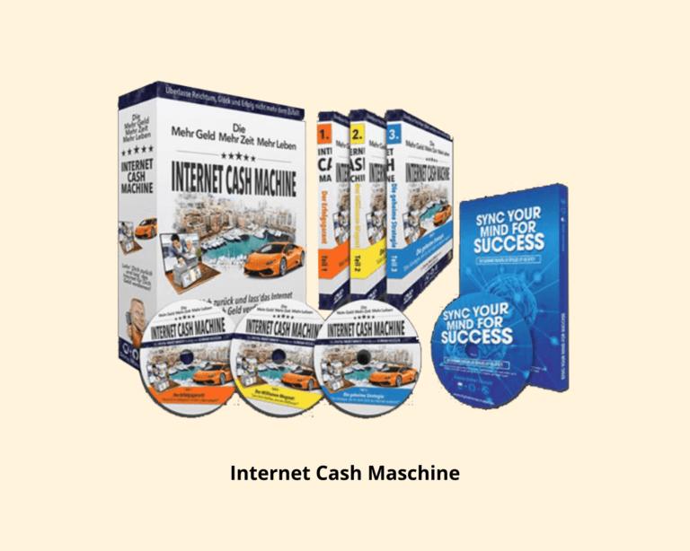 Online Marketing Internet Cash Maschine
