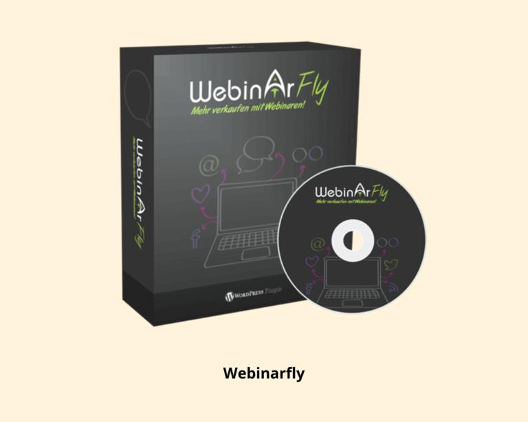 Testberichte, Erfahrungsberichte & Review zum Webinarfly