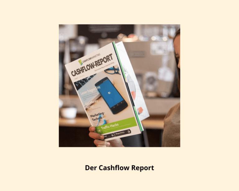 Online Marketing Cashflow Report