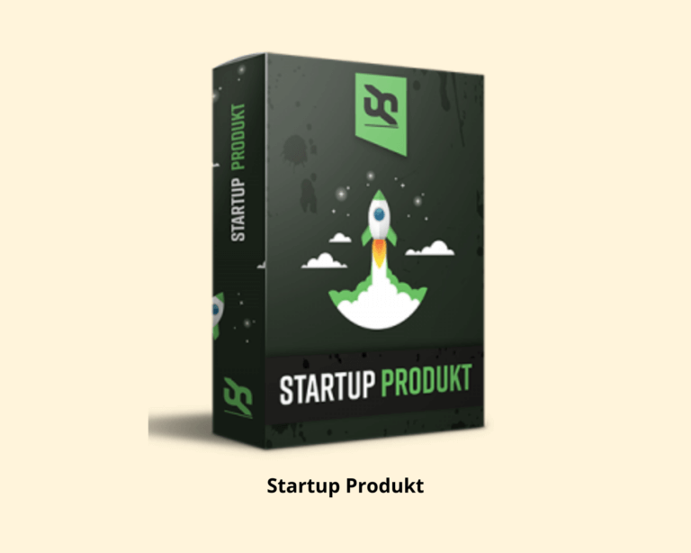 Online Marketing Startup Produkt