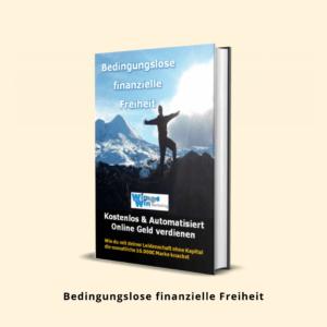 LGratis Buch: von Lars Pilawski, Bedingungslose Finanzielle Freiheit
