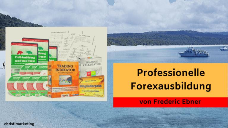 Die Reviews zur Professionelle Forexausbildung