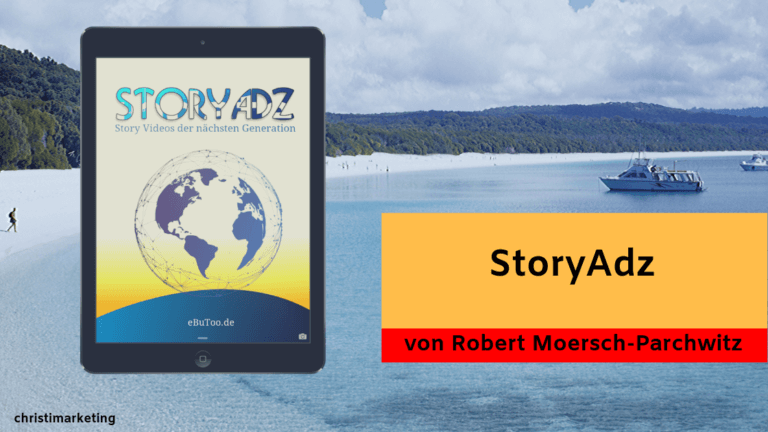 Bild Tablet und Story Adz