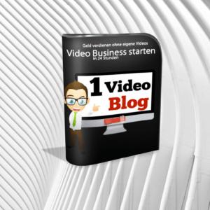 Einfach im Online-Marketing Geld verdienen mit Video Blogs