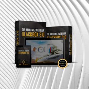 Die Affiliate Webinar Blackbox 3.0 Business in a Box - infos zu digitale Infoprodukte lesen