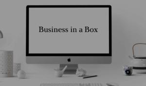 Digitale Infoprodukte Busines in a Box