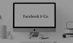 Digitale Infoprodukte Facebook und Co.