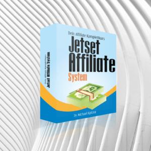 """Das """"Jetset Affiliate System"""" ist ein komplettes Online-Marketing Business"""