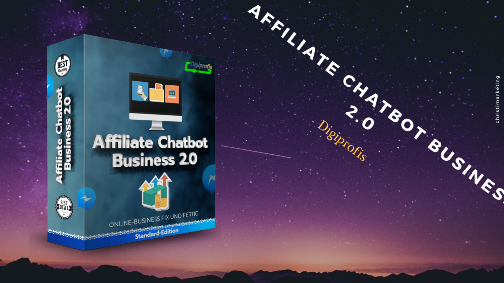 Affiliate Chatbot Business 2 im Review digitalen Infoprodukten