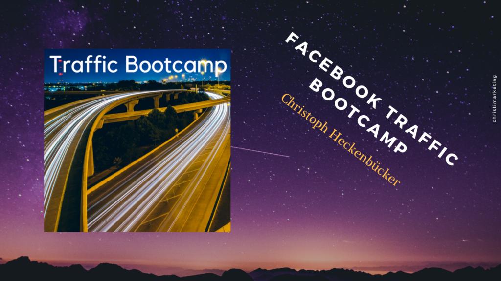 Das Facebook Traffic Bootcamp im Review digitalen Infoprodukten