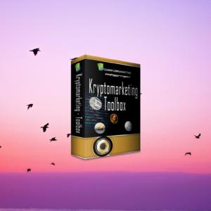 Kryptomarketing Toolbox im Review der digitalen Infoprodukten