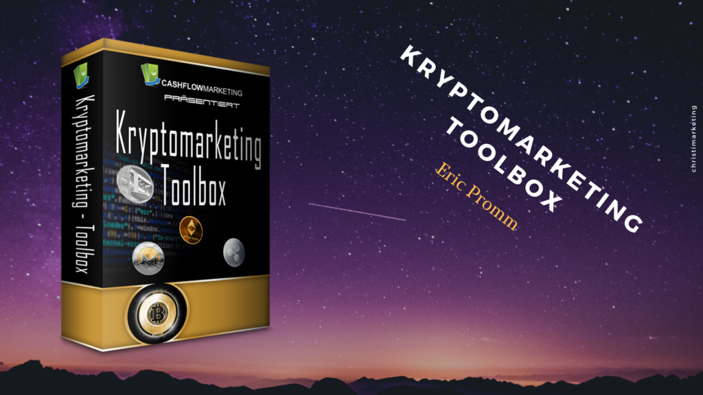 Die Kryptomarketing Toolbox im Review digitalen Infoprodukten