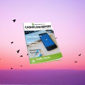 Cashflow Report im Review der digitalen Infoprodukten
