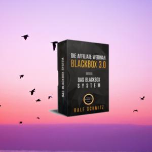 Die Affiliate webinar Blackbox 3.0 im Review der digitalen Infoprodukten