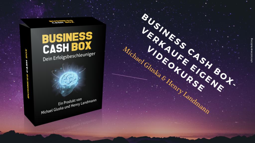 Business Cash Box im Review digitalen Infoprodukten
