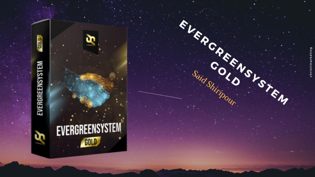 Das Evergreensystem Gold im Review digitalen Infoprodukten