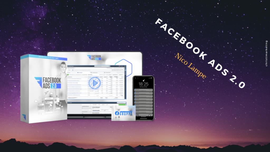 Die Facebook Ads 2.0 im Review digitalen Infoprodukten