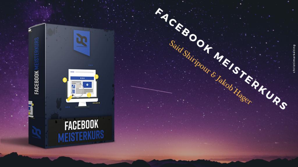 Der Facebook Meisterkurs im Review digitalen Infoprodukten
