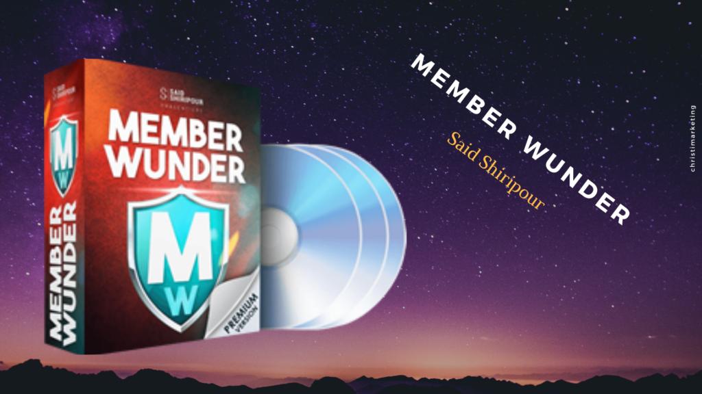 Member Wunder im Review digitalen Infoprodukten