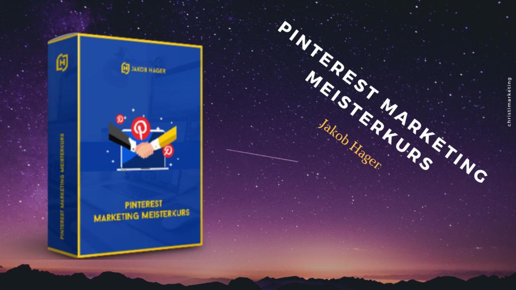 Der Pinterest Marketing Meisterkurs im Review digitalen Infoprodukten