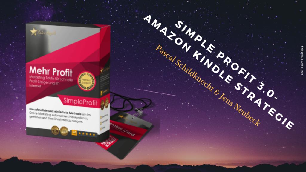 Simple Profit im Review digitalen Infoprodukten
