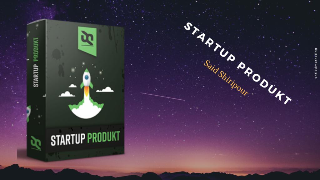 StartUp Produkt im Review digitalen Infoprodukten