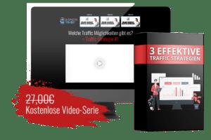 3 extrem effektiven Traffic Strategien im Review der digitalen Infoprodukte