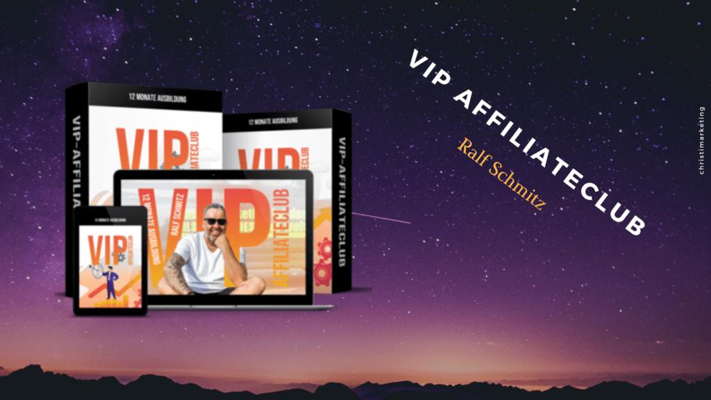 VIP Affiliate Club im Review digitalen Infoprodukten