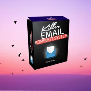 An diese Stelle tritt das Killer E-Mail Komplettsystem.